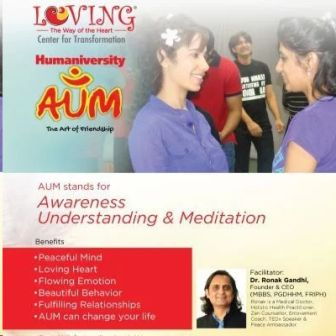 Humaniversity - Aum - the Art of Friendship