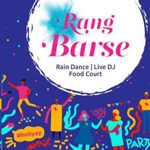 Rang Barse - Holi Party 2020