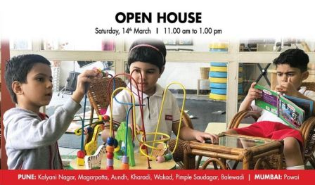 Open House Event at Vivero International, Kalyani Nagar