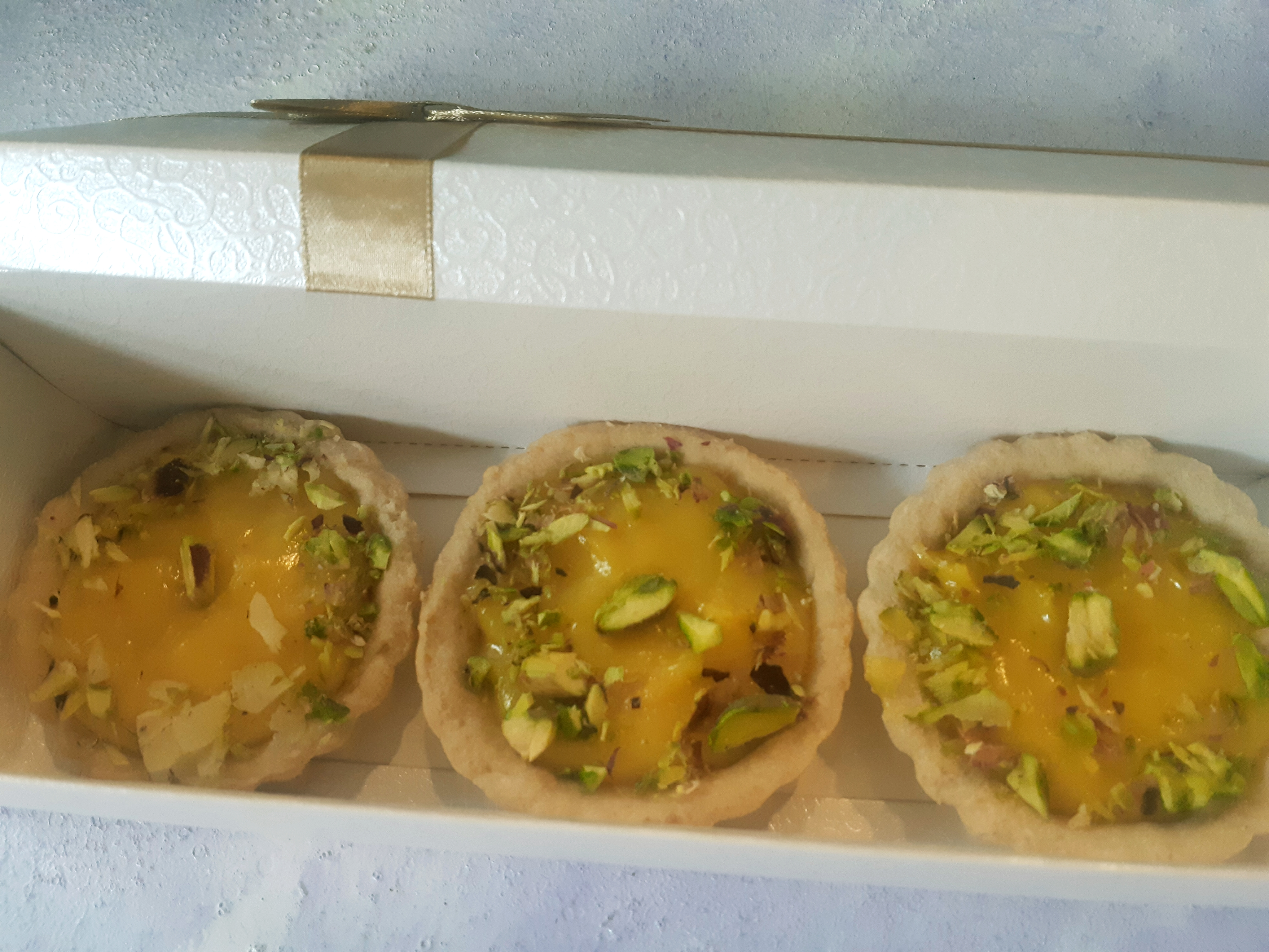 Lemon Tart 3pc Pack @INDULGENCE