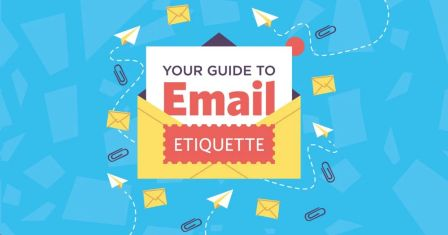 How to perfect your email etiquette!