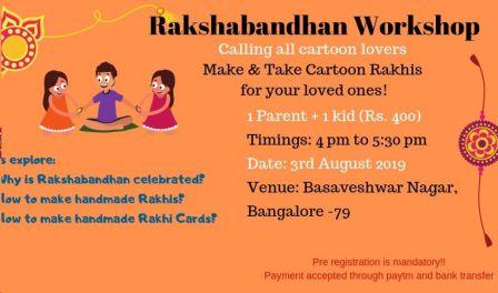 Rakshabandhan Workshop