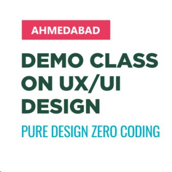 Demo Class On UX/UI Design