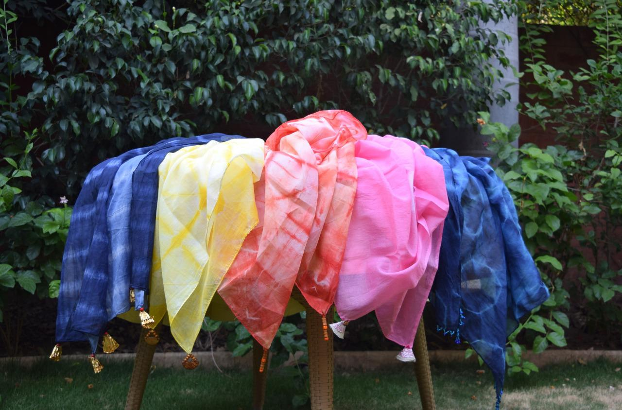 Aastha - Colourful Stoles