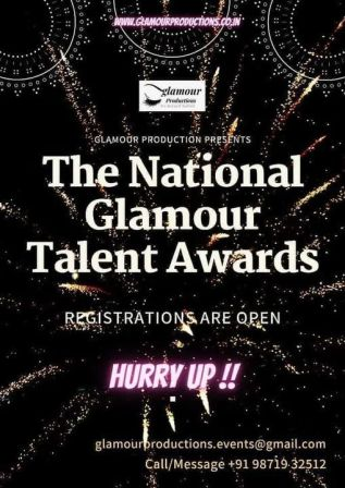 ``The National Glamour Talent Awards``