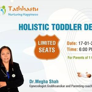 Webinar on Holistic Toddler Development
